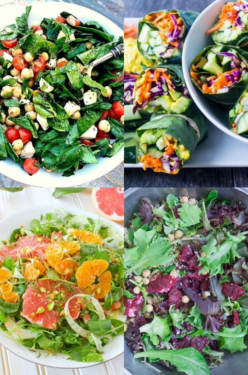 Leafy Greens Recipes Lunch
