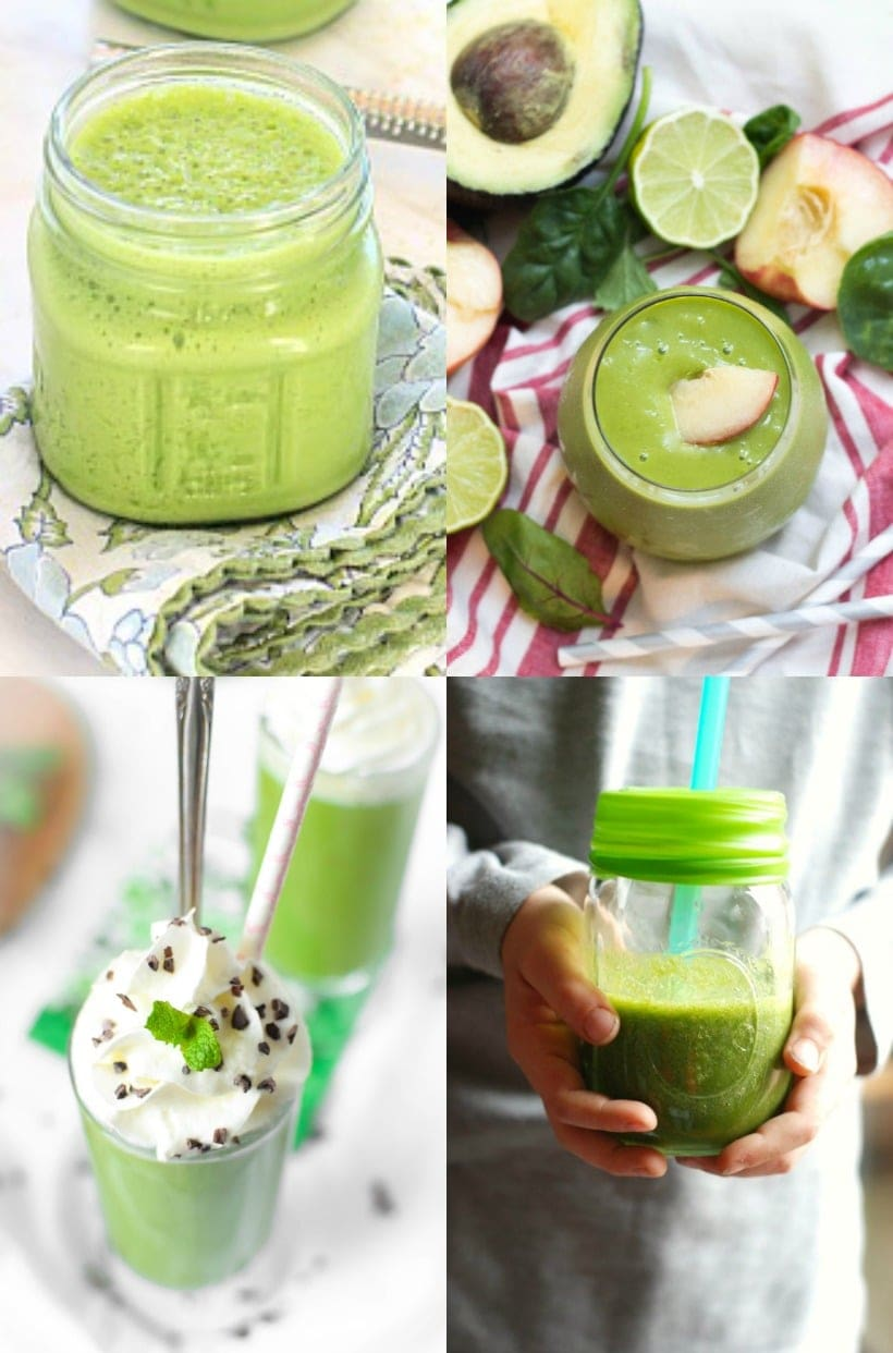 Leafy Greens Recipes Smoothies