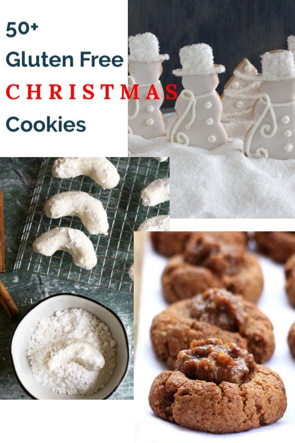 Gluten Free Christmas Cookies Recipe Collection