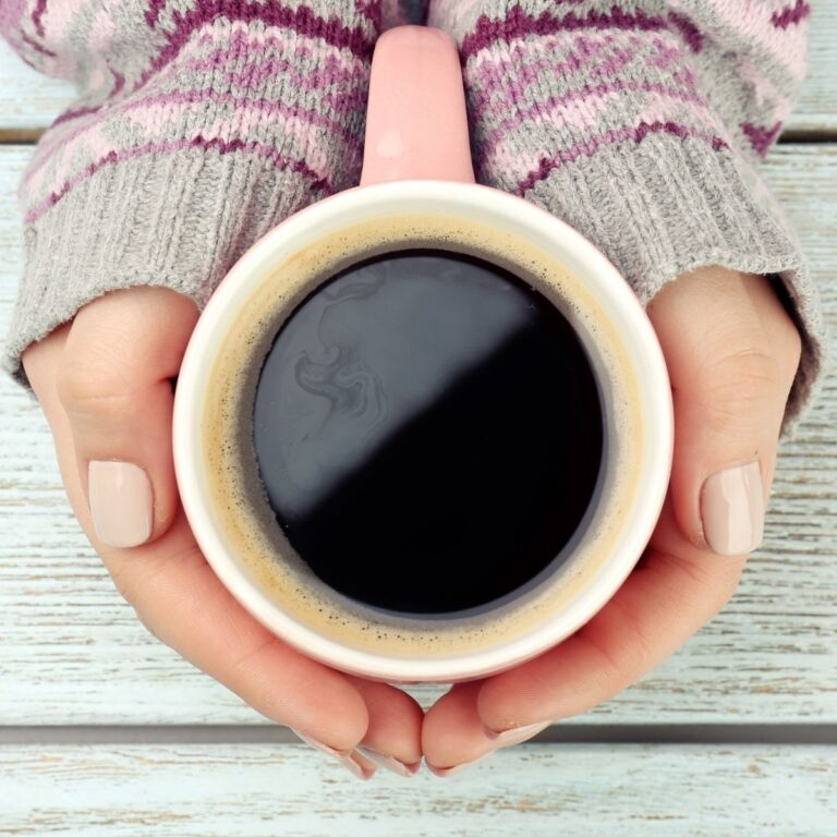 6 Health Benefits of Coffee According to a Dietitian