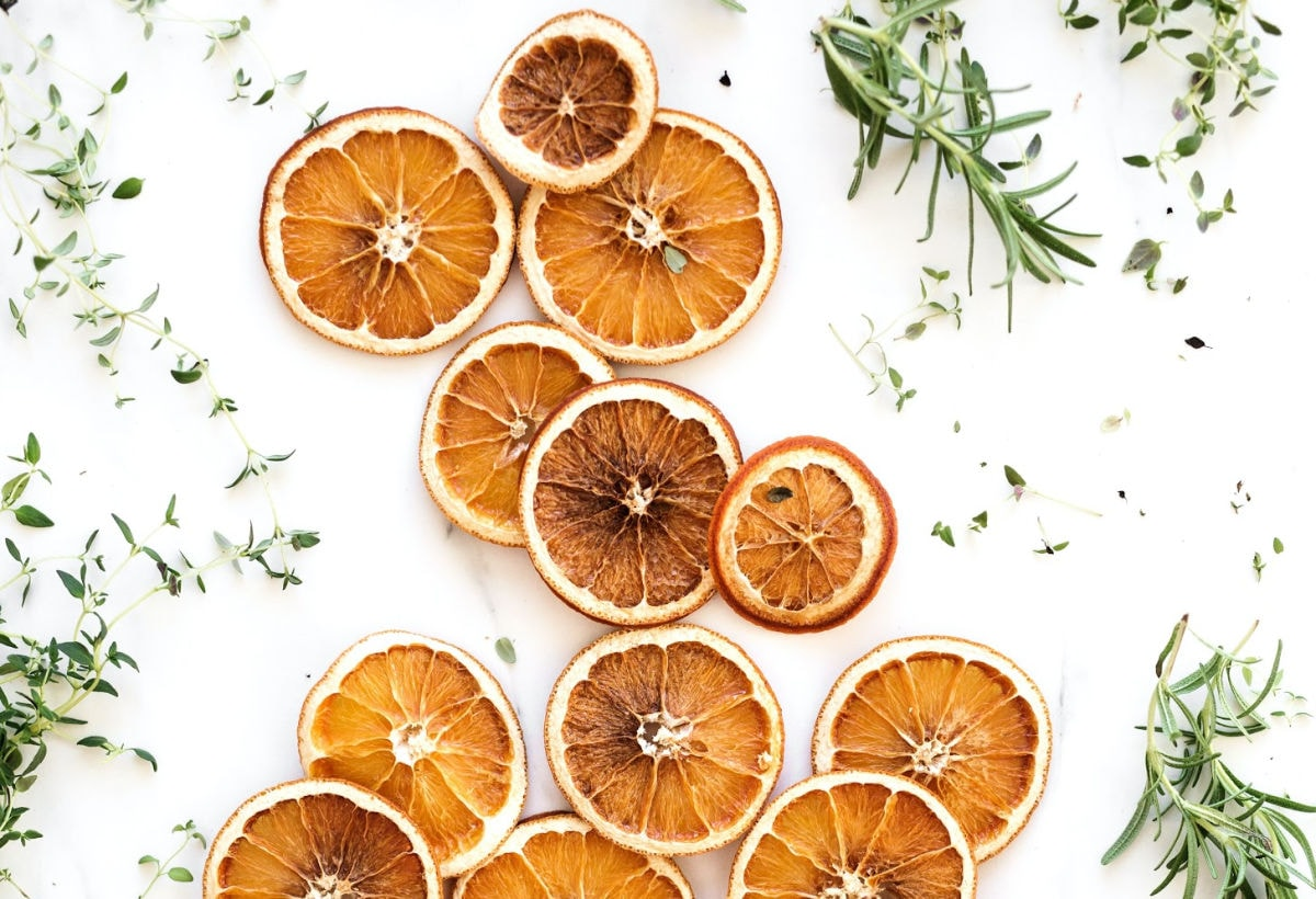 bitter foods to improve digestion- citrus peels and herbs.