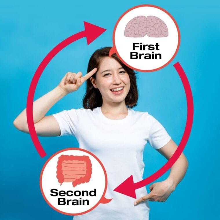 The Gut Brain Axis & What to Eat to Boost Your Mood